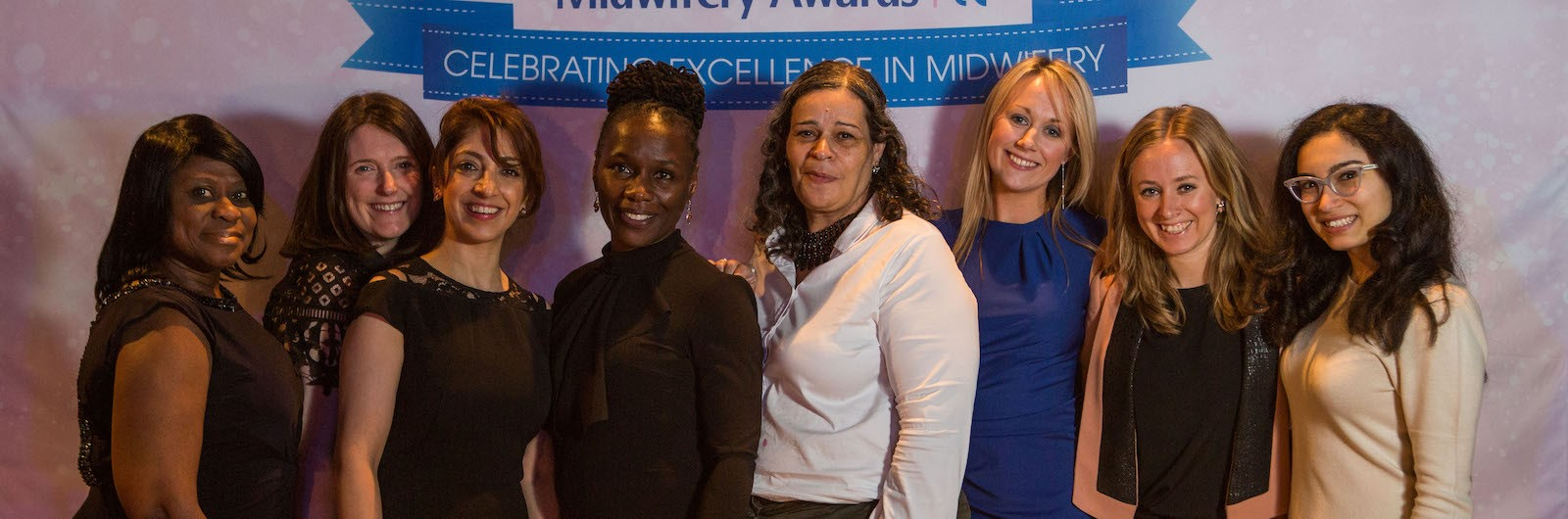 RCM members at the RCM Awards