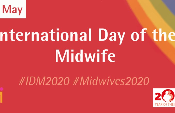 Midwives feel the love – but not by all - on International Day of the Midwife