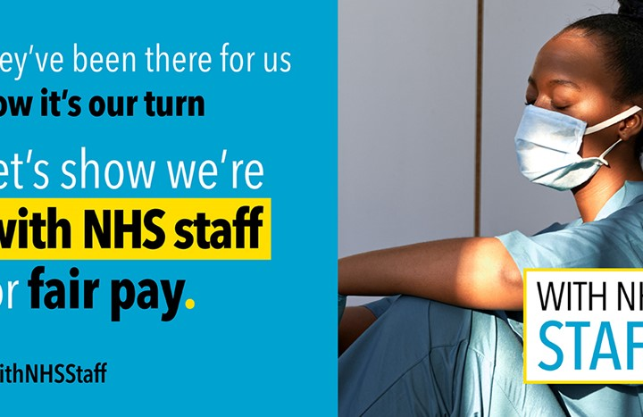 Prime Minister urged to speed up NHS pay rise as public backs the move